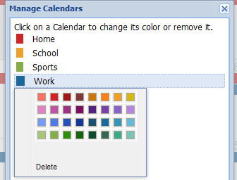 ExtJs – Dynamic Calendars for the Calendar Component