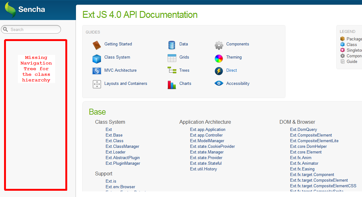ExtJs 4 – Running docs over IIS in Windows
